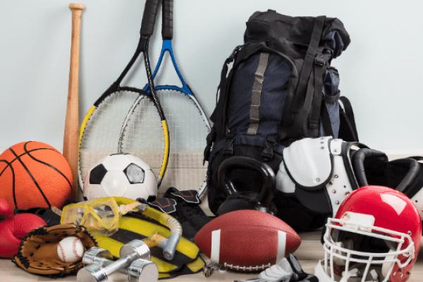 хранение спортивного инвентаря